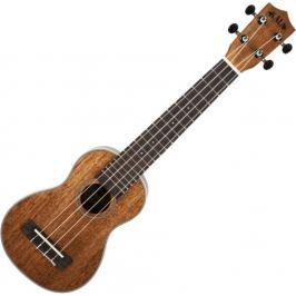 Kala Gloss Mahogany Soprano Long Neck Ukulele with Bag (B-Stock) #909977