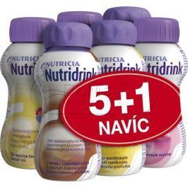 Nutridrink Flexit Drink mix příchutí balíček 6 x 200 ml