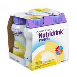 Nutridrink Protein vanilka 4x200 ml
