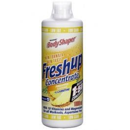 WEIDER BS-Fresh Up+L-Carnitine  pineapple 1000 ml