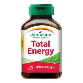 JAMIESON Total Energy cps.90