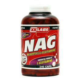 Xxlabs N-Acetyl L-Glutamin 240 kapslí