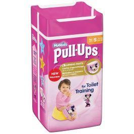 HUGGIES Pull Ups Small Girls 16ks