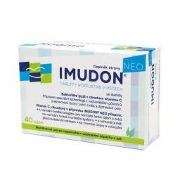 IMUDON NEO tablety rozpustné v ústech se sladidly tbl.40