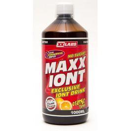 Xxlabs Maxx Iont Sport drink  pomeranč nápoj 1000 ml