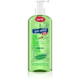 EVELINE Pure Control čistící a osvěžující gel 200ml
