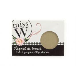 Miss W Oční stíny No 007 - Pearly light brown