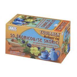 Fytopharma Bylinný čaj se skořicí EUDIABEN 20x1.5g
