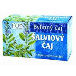 Fytopharma Šalvějový čaj 20x1g