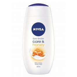 Nivea Care&Honey sprchový gel  250 ml