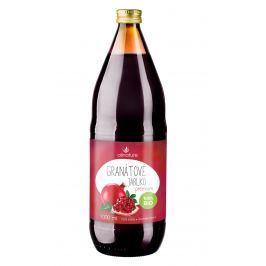 Allnature Granátové jablko Premium šťáva 1000 ml