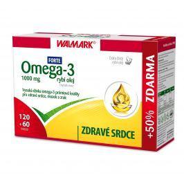 Walmark Omega 3 Forte 120+60 tobolek Doplněk stravy