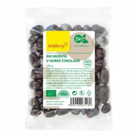 Wolfberry Moruše v hořké čokoládě BIO 100 g