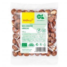 Wolfberry Lískové ořechy BIO 100 g