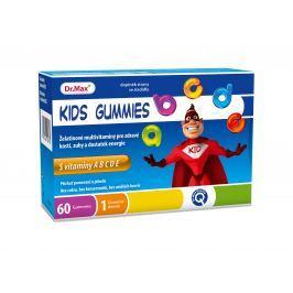 Dr.Max Kids Gummies ABCDE multivitamin 60ks
