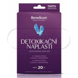 Remedicum Detoxikační náplasti 20 ks