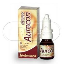 Aurecon drops ušní kapky 10 ml