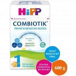 HiPP 1 BIO Combiotik mléko 600g 0M