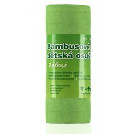 T-tomi Bambusová BIO osuška 1 ks zelená