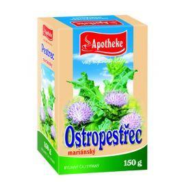Apotheke Ostropestřec mariánský plod sypaný čaj 150 g