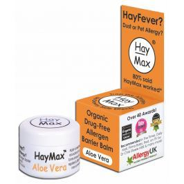 HayMax přírodní prostředek na alergii Aloe Vera 5ml