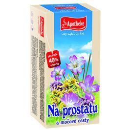 Apotheke Na prostatu čaj  nálevové sáčky 20x1,5 g Čaje a čajové směsi