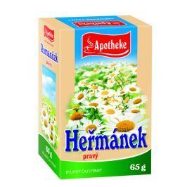 Apotheke Heřmánek pravý -květ sypaný sypaný čaj 65 g