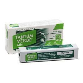 Tantum verde Mint 3 mg 20 pastilek
