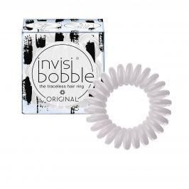 Invisibobble ORIGINAL BC Smokey Eye světle šedá gumička do vlasů 3ks