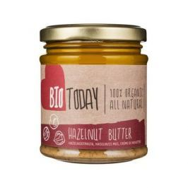 Bio Today Lískooříškové máslo 170g
