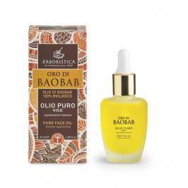 Erboristica Oro di Baobab pleťový olej regenerační 30ml