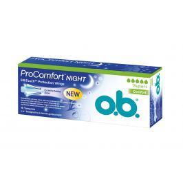 O.B. tampóny ProComfort Night Super Plus 16ks