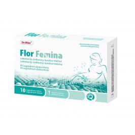 Dr.Max Flor Femina 10 vaginálních tablet