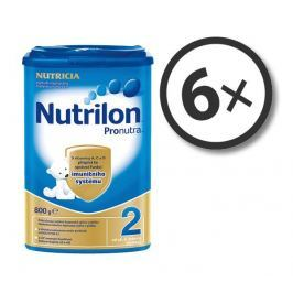 Nutrilon Pronutra 2 800 g 6-pack
