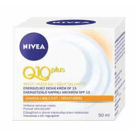 NIVEA Energizující denní krém proti vráskám Q10 50ml