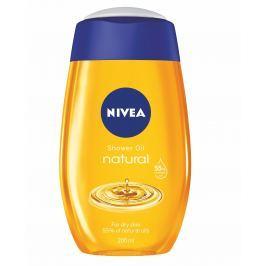 NIVEA Sprchový olej Natural Oil 200ml