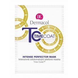 Dermacol Time Coat zdokonalující pleťová maska 2 x 8 g