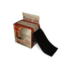 Epos Tape tejpovací páska Kinesiotape hedvábí 5 cm x 5 m černá