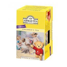 Ahmad Tea Children Tea banán s karamelem porcovaný čaj 20 x 1,5 g