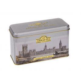 Ahmad Tea Herritage Caddy Earl Grey porcovaný čaj 20 sáčků