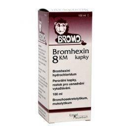 Bromhexin 8 KM sirup 100 ml