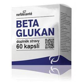 Nefdesanté Beta Glukan 60 kapslí