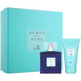 Acqua dell' Elba Blu Men dárková sada II.  parfémovaná voda 50 ml + sprchový gel 50 ml