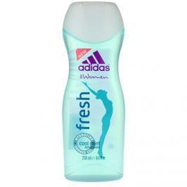 Adidas Fresh sprchový gel pro ženy 250 ml