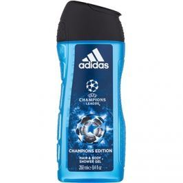 Adidas UEFA Champions League Champions Edition sprchový gel pro muže 250 ml