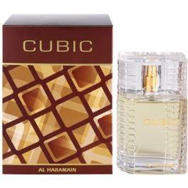 Al Haramain Cubic parfémovaná voda unisex 100 ml