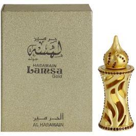 Al Haramain Lamsa Gold parfémovaný olej unisex 12 ml