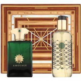 Amouage Epic dárková sada I. parfémovaná voda 100 ml + sprchový gel 300 ml