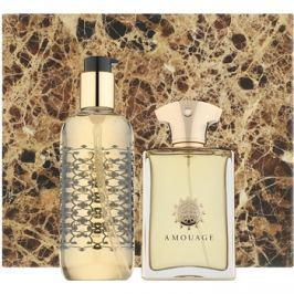 Amouage Gold dárková sada I. parfémovaná voda 100 ml + sprchový gel 300 ml