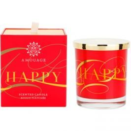 Amouage Happy vonná svíčka 195 g